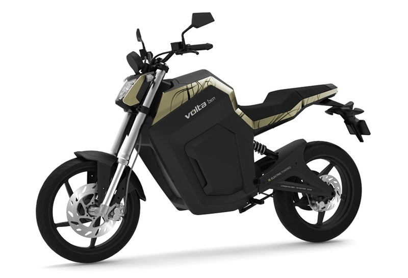 Электроцикл Volta BCN City 2013