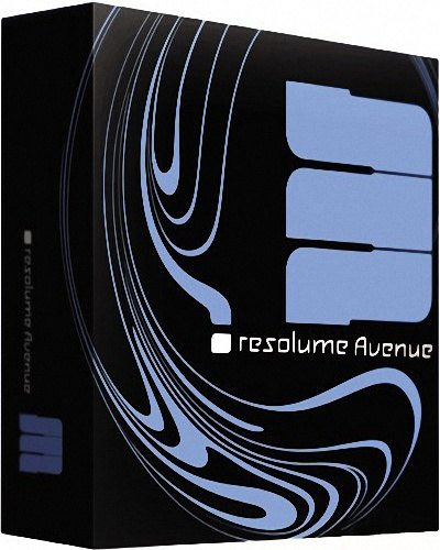Resolume Avenue v4.1.4 WIN