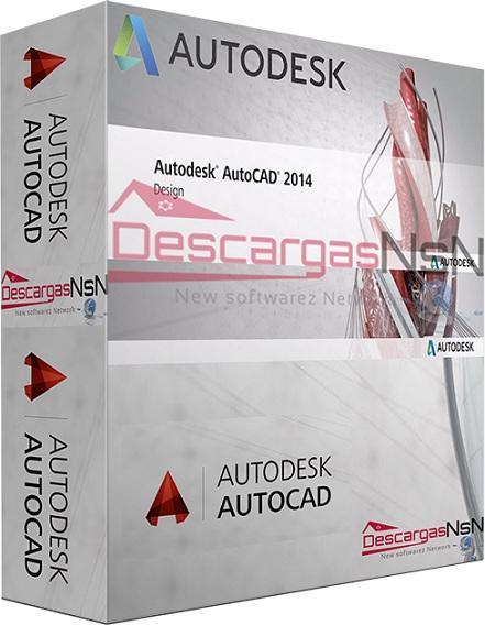 Autodesk AutoCAD 2014 (x86/x64) ISZ (20.04.2013)