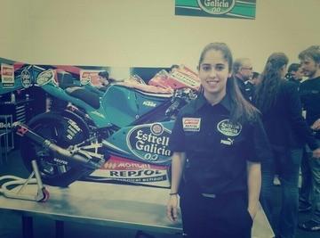 Мария Херрера Мунез дебютирует на Гран При Хереса