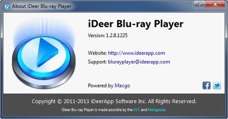 iDeer Blu-ray Player 1.2.8.1225 Multilingual