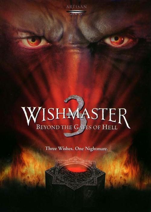 W³adca ¿ycze? 3: Miecz sprawiedliwo¶ci / Wishmaster 3: Beyond the Gates of Hell (2001) PL.DVDRip.XviD-LaNK / Lektor PL + RMVB
