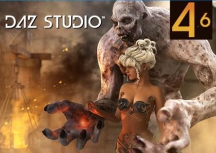 DAZ Studio 4.6.0.18 Pro