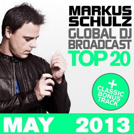 Global DJ Broadcast Top 20 May 2013