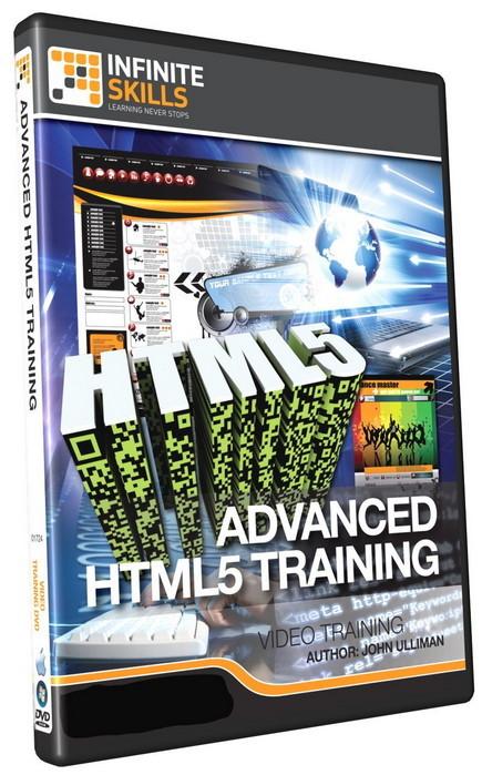Infinite Skills - Advanced HTML5