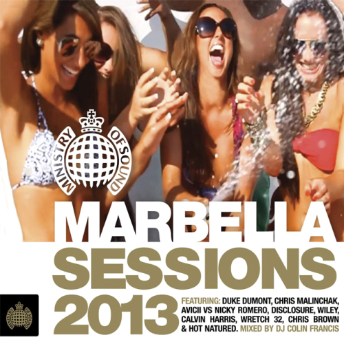 Marbella Sessions 2013 - Ministry of Sound (2013)