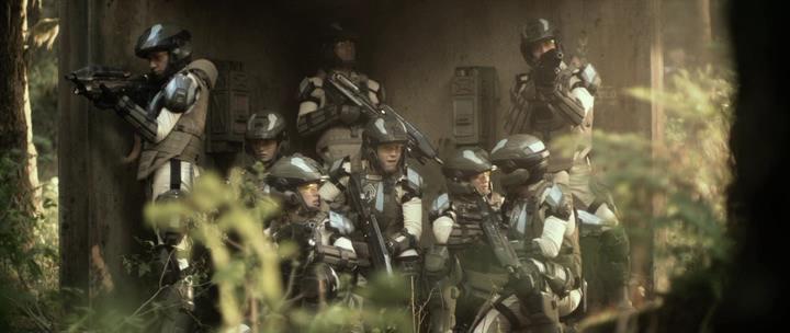 Halo 4: Идущий к рассвету / Halo 4: Forward Unto Dawn (2012) HDRip