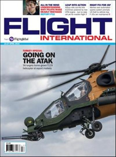 Flight International - 21-27 April 2015