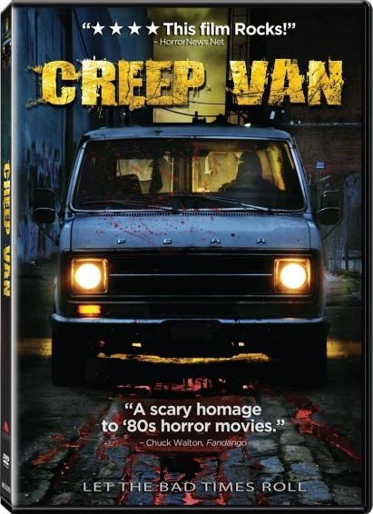 Creep Van (2012) 720p BrRip x264-YIFY