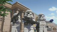 Лего: Звездные войны: Империя наносит удар / Lego: Star wars: The Empire strikes out (2012) HDTV 1080p + 720p + HDTVRip