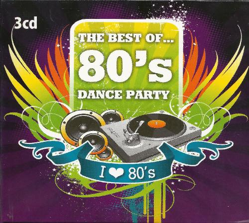 VA - The best of 80's Dance Party (3 CD) (2012) (FLAC)