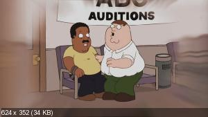 Шоу Кливленда [4 сезон] / The Cleveland Show (2012) WEB-DL 720p + WEB-DLRip