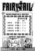 Fairy Tail vol. 36 chapter 307