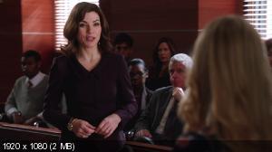 Хорошая жена [4 сезон] / Тhе Gооd Wifе (2012) WEB-DL 1080p + WEB-DL 720p + WEB-DLRip