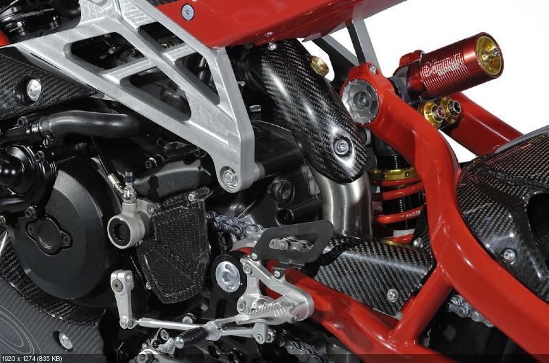 Мотоцикл Bimota DB8 Italia 2013