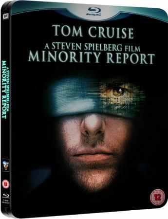 Особое мнение / Minority Report (2002/HDRip/1.47GB)