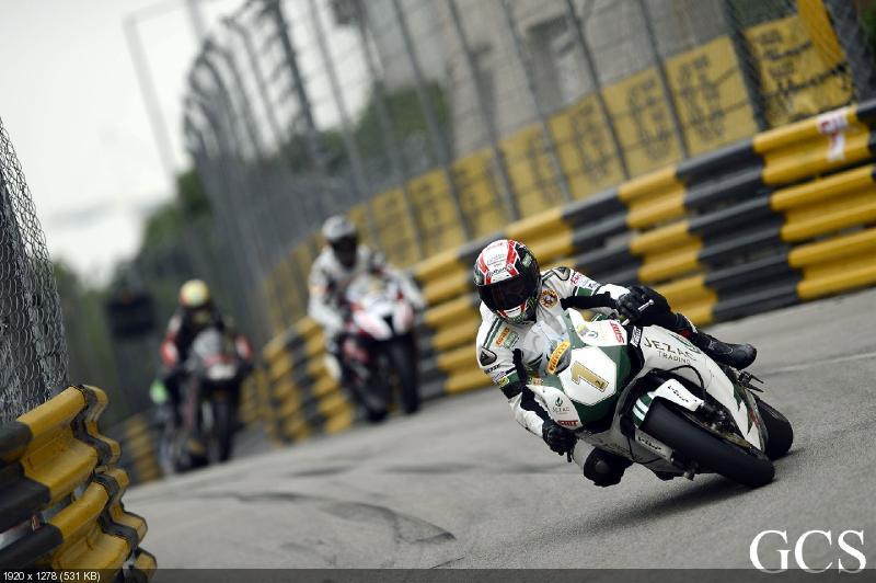 Майкл Раттер выиграл Гран При Макао 2012