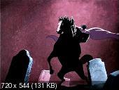 Легенда Сонной лощины / The Legend of Sleepy Hollow (1949) DVDRip