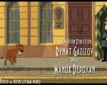 Похождения бравого солдата Швейка (2009) DVDRip