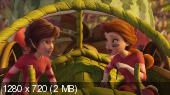 Турнир Долины Фей / Pixie Hollow Games (2011) HDRip + BDRip 720p
