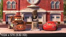Пиксар: Коллекция короткометражных мультфильмов Том 2 / Pixar shorts vol 2 (2008-2012) DVD9 от Youtracker | D | лицензия