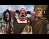 Храбрая сердцем / Brave (2012) DVD9
