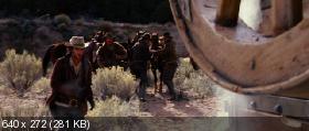 Поезд на Юму / 3:10 to Yuma (2007) HDRip от Scarabey