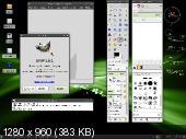 Manjaro Linux 0.8.2 x86-64 (4xDVD + CD)