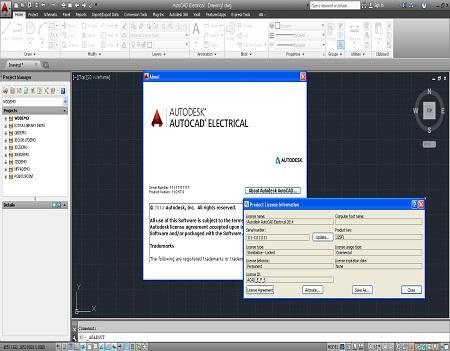 Autodesk AutoCAD Electrical ( 2014, x86/x64, English )