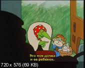 ����� � �����������. ����� ������������. ����� ������� / Muzzy in Gondoland. Muzzy comes back. Muzzy Vocabulary Builder (2002) DVD5 + DVDRip