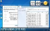 Windows 7 Ultimate SP1 �64 by Loginvovchyk � ����������� (������ 2013/Rus)