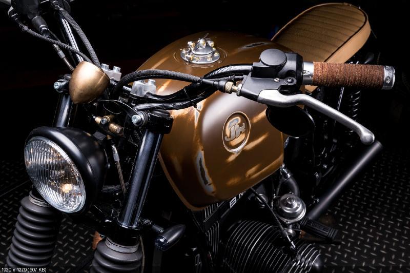 Кастом BMW R65 - Jerikan Motorcycles