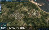 "ANNO 2070™ Deluxe Edition [v2.00.7780 + 9 DLC + Addon ""Deep Ocean""] (2011/RUS/RUS/ RePack by SxSxL)"