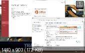 Microsoft Windows 8.1 Pro 6.3 build 9374 by Lopatkin (x86/RU/2013) XX DesktopPC
