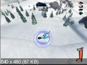 Shaun White Snowboarding (2008/RUS/ENG/PS2)
