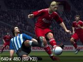 Pro Evolution Soccer 2008 (2007/RUS/PS2)
