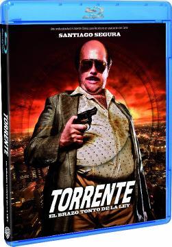 Торренте глупая рука закона / Torrente el brazo tonto de la ley (1998) BDRemux 1080p
