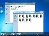 Windows 7 Ultimate SP1 IE-10 G.M.A. 7601 (x86/RUS/2013)