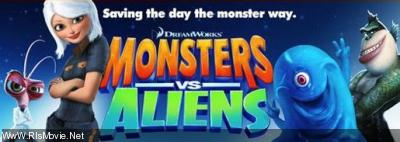 Monsters vs Aliens S01E05 720p HDTV x264 BAJSKORV