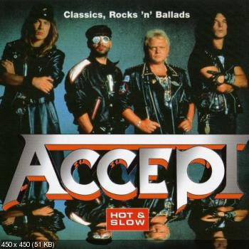 Accept - Дискография [38CD] (1979-2012) (Lossless) + MP3