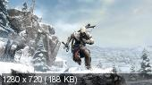 Assassin's Creed 3: Deluxe Edition (2012/1.05/12 DLC/RUS/ML) Steam-Rip R.G. Игроманы