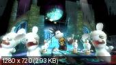 Rayman Raving Rabbids (2006/RUS/ENG/PS2)