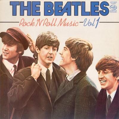 The Beatles - Rock'n'Roll Music, Vol.1 (1980) [Vinyl-Rip, 24bit/96kHz]_by stepniks