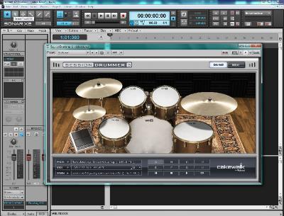 -Cakewalk Sonar X2a 351 Producer (2013/ENG+RUS)