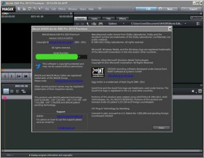 MAGIX Movie Edit Pro 2013 Premium