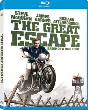 Великий побег / Большой побег / The Great Escape (1963)