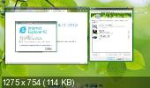 Windows 7 SP1 x86 by KDFX: The Summer (2013/RUS)