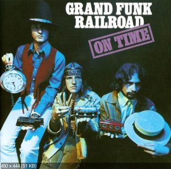 Grand Funk Railroad - Дискография (1969-1997) (Lossless) + MP3