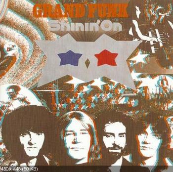 Grand Funk Railroad - Дискография (1969-1997) (Lossless) + MP3