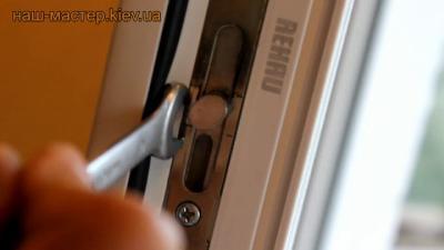 Регулировка металлопластиковых окон и дверей своими рукам. Видеоурок (2013, PCRec)
